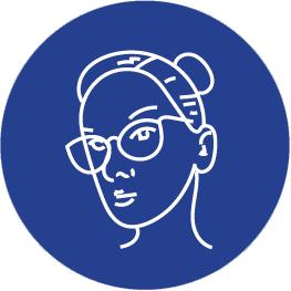 Leena Mikkola, suunnittelija - Mainostoimisto Hinku