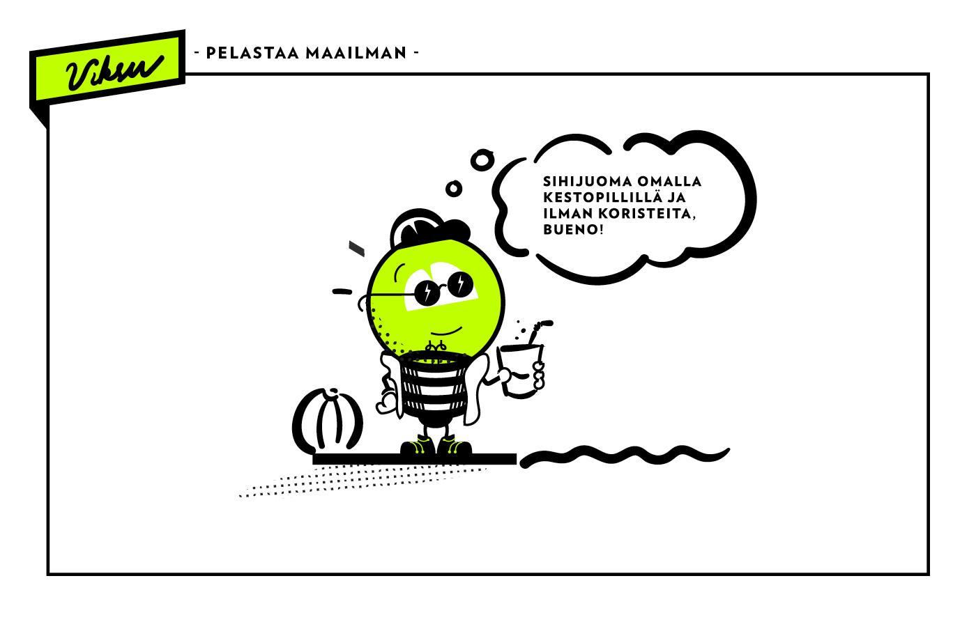 Työnäyte: Lumme Energia - Brändin kehittäminen ja visuaalinen suunnittelu, kampanjan ja mainonnan sunnittelu ja toteutus