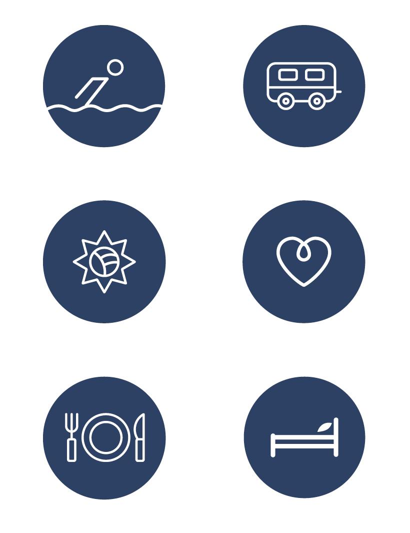 Työnäyte: Tanhuvaara Sport Resort - Visuaalinen ja graafinen suunnittelu sekä responsiivisten nettisivujen suunnittelu ja toteutus