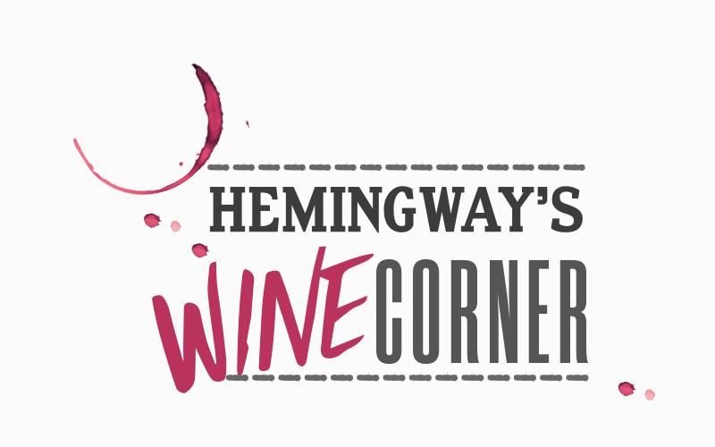Työnäyte: Hemingways Wine corner - Kampanjasuunnittelu. Visuaalinen ja graafinen suunnittelu sekä mainonnan suunnittelu ja toteutus