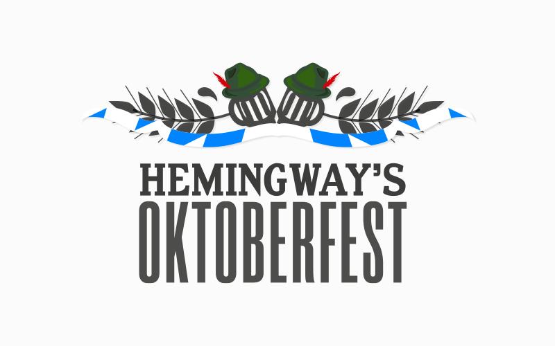 Työnäyte: Hemingways Oktoberfest - Kampanjasuunnittelu. Visuaalinen ja graafinen suunnittelu sekä mainonnan suunnittelu ja toteutus
