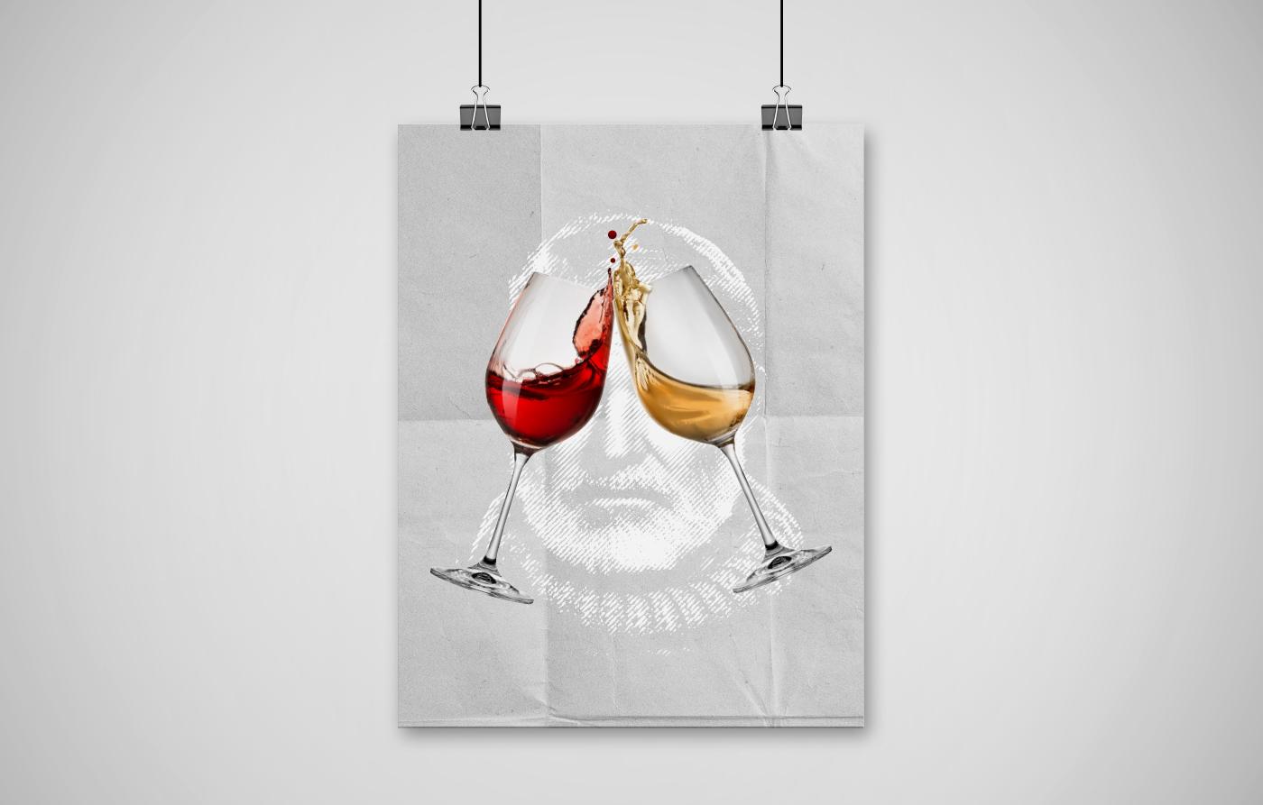 Työnäyte: Hemingways - Visuaalinen ja graafinen suunnittelu sekä mainonnan suunnittelu ja toteutus