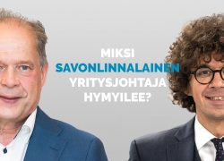 Työnäyte: Sijoitu Savonlinnaan -kampanja - Kampanjasuunnittelu, visuaalinen ja graafinen suunnittelu, ja valokuvaus