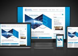 Työnäyte: Turvallisuuskomitean responsiivisen verkkosivuston suunnittelu ja toteutus