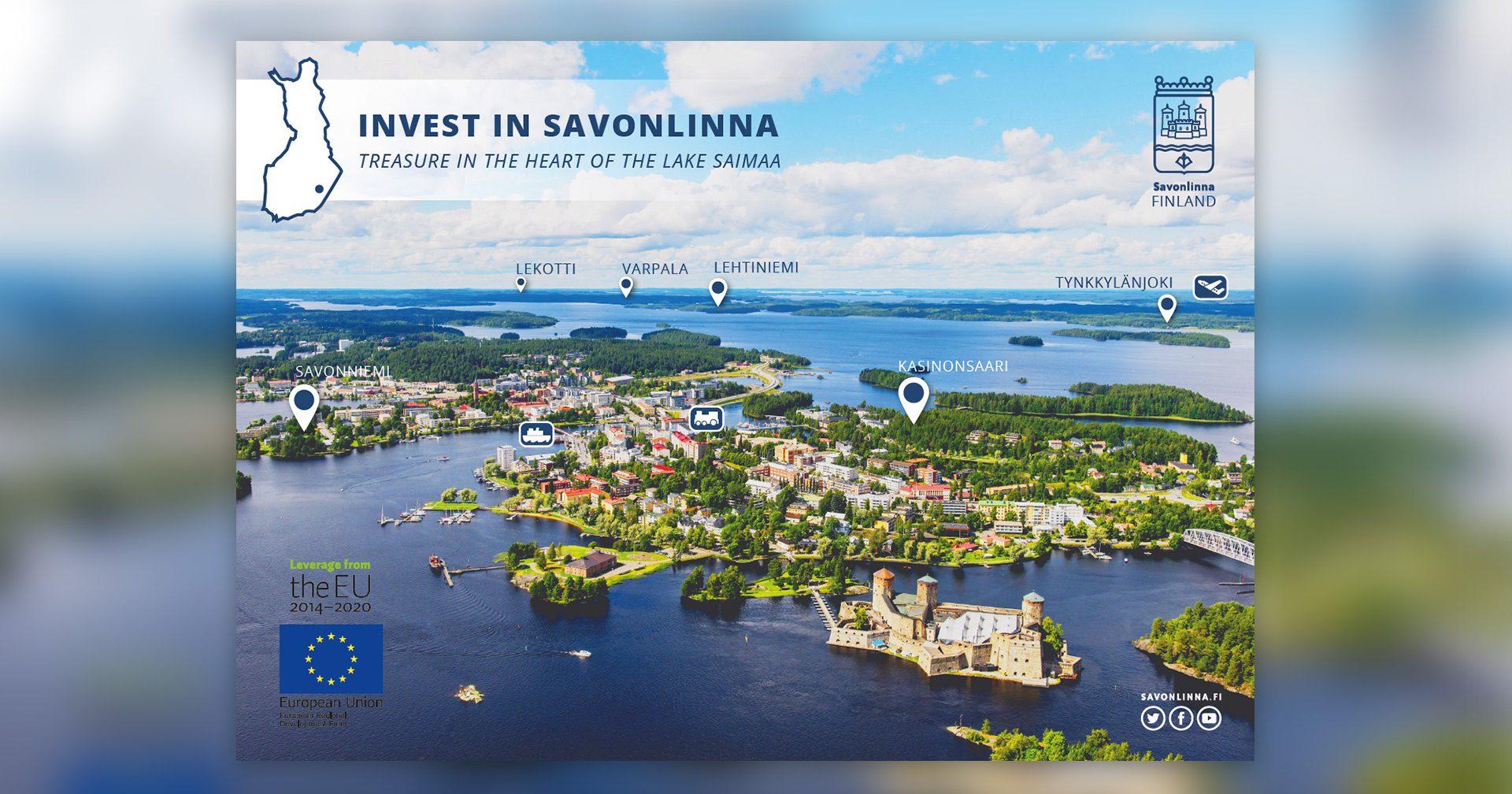 Invest In Savonlinna