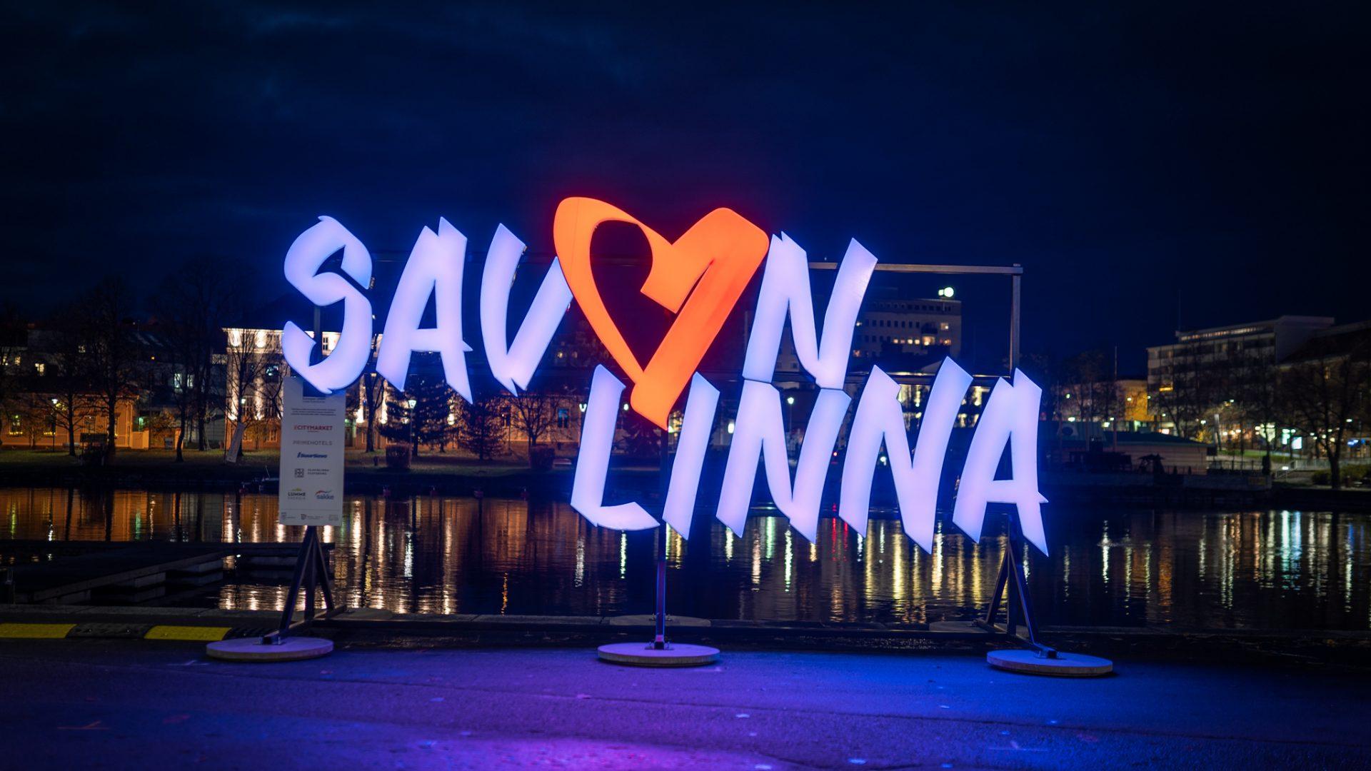 Savonlinna -valoteos